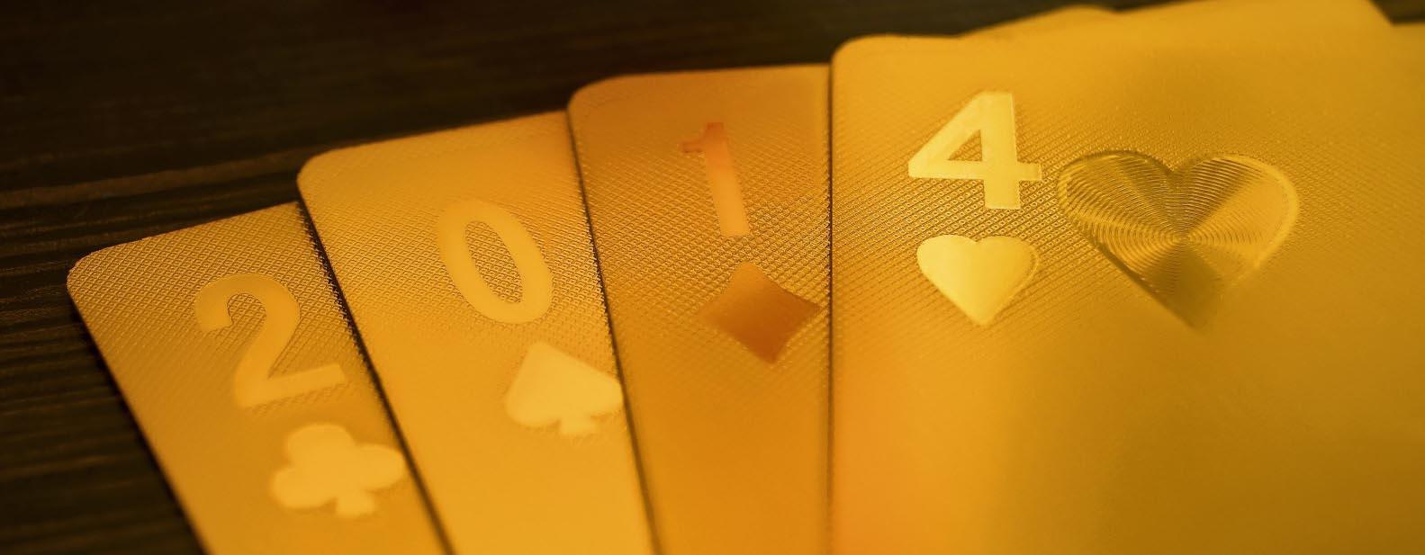 Les événements «Poker» qui ont marqué l'année 2014
