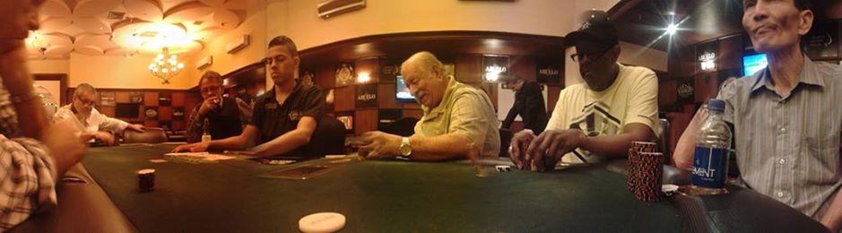 Le tour du monde «Poker» de Jonathan Salamon